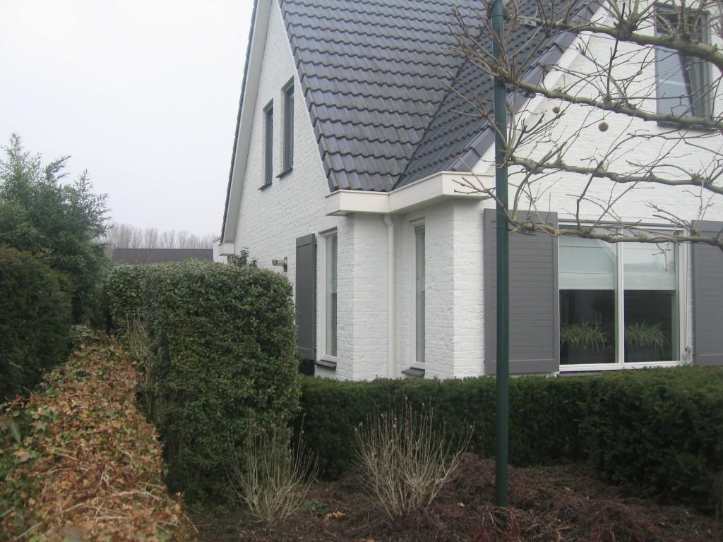 Home hout van noud - Huis van kind buiten ...